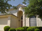 Exterior Front - Limestone Faced - Landscaped