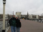 Amsterdam - Ken and Sharon