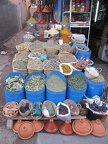 Marrakech - spice stall