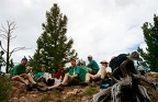 Lookout Peak. Training Trek. David Youngman, Jason Keeney, Brad White, Abby Cashman, Ken Aldrich, Stephanie Brinker, Jay Robson,