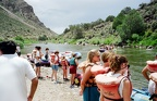 White water rafting on the Rio Grande