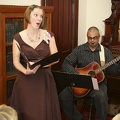 Becky and Brent perform
